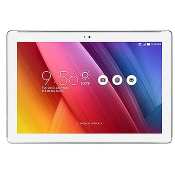 ASUS 華碩 New ZenPad 10 16GB WIFI版 (Z300M) 10.1吋 四核心平板電腦(白/黑/金)【送平板皮套+保護貼+觸控筆+USB隨身燈】