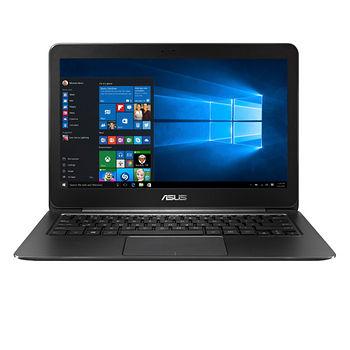 ASUS ZenBook極輕薄筆電UX305CA-0031A6Y30黑