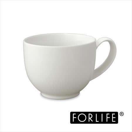 【部落客推薦】gohappy快樂購【美國FORLIFE】QQ可愛茶杯(附把手)295ml - 簡約白(兩入組)去哪買遠 百 退貨