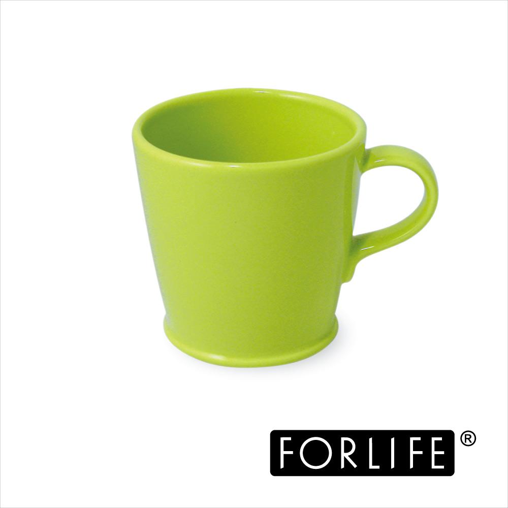 ~美國FORLIFE~復古咖啡杯296 ml ~ 漾果綠 兩入組