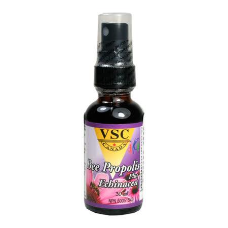 加拿大《VSC》紫錐花蜂膠噴劑
