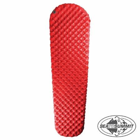 SEATOSUMMIT 舒適PLUS系列睡墊 加強型(紅色)
