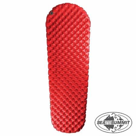 SEATOSUMMIT 舒適PLUS系列睡墊 加強型(短版)(紅色)