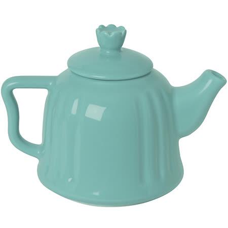 《EXCELSA》Chic陶製茶壺(荷綠0.6L)