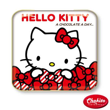 巧趣多凱蒂貓比利時巧克力白New-60g