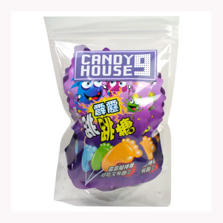 《CANDY HOUSE 9》霹靂跳跳棒糖(葡萄(100g)