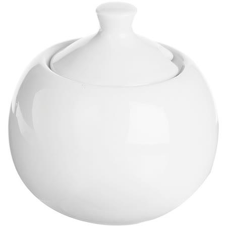 《EXCELSA》White白瓷附蓋糖罐(75ml)