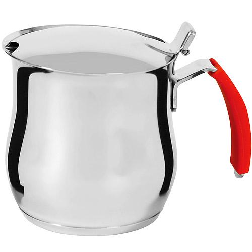 ~EXCELSA~Ciop不鏽鋼附蓋咖啡壺^(0.35L^)