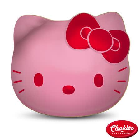 巧趣多Hello Kitty蔓越莓豆巧克力貓咪造型盒60g