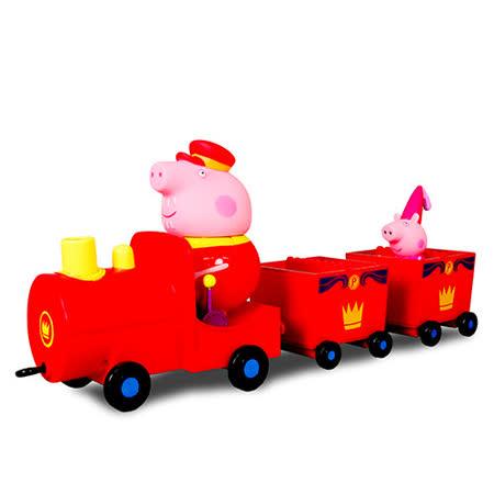 【粉紅豬小妹】皇家系列-皇家火車組 PE05870