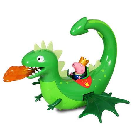 【粉紅豬小妹】皇家系列-喬治與噴火恐龍 PE05871