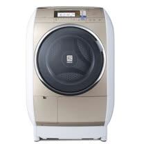 日立 HITACHI 13KG 蒸氣風熨斗滾筒式洗脫烘 洗衣機 SFBD3900T(N)香檳金