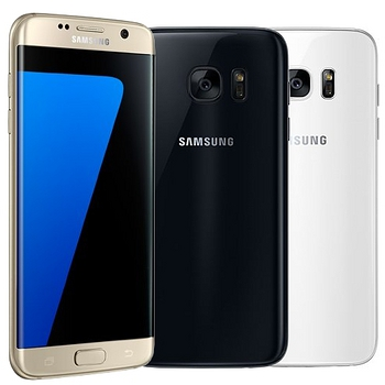 Samsung GALAXY S7 edge 5.5吋八核心防塵防水智慧機 (4G/32G)_LTE-★送原廠閃電快充移電+亮面保貼(曲面無覆蓋)+軟背殼