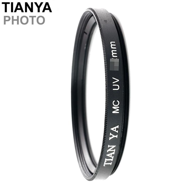 Tianya天涯2層多層鍍膜49mm保護鏡MRC~UV兩層彩衣濾鏡lens protect