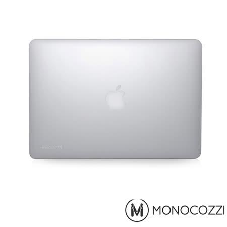 MONOCOZZI LUCID MacBook Air 13 半透明保護殼(霧面白)