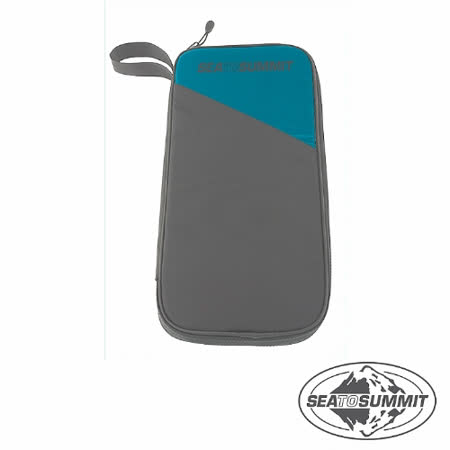 SEATOSUMMIT RFID旅行安全錢包(L)(藍色)
