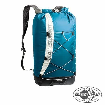 SEATOSUMMIT 210D防水耐磨日用背包(20L)(藍色)