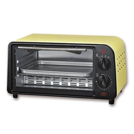 【私心大推】gohappy 線上快樂購晶工牌9L鵝黃色小烤箱 JK-609效果好嗎太平洋 崇光 百貨 公司