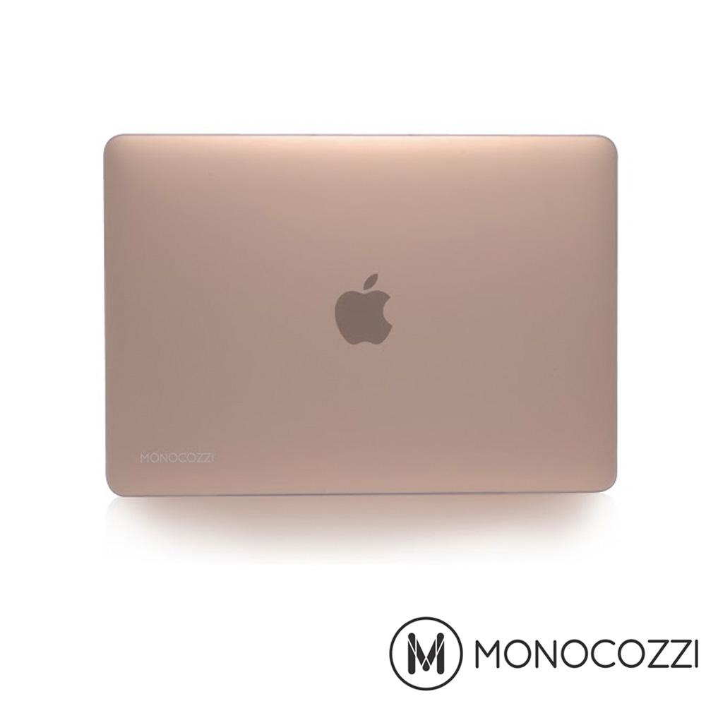 MONOCOZZI LUCID MacBook 12 吋半透明保護殼 霧面白
