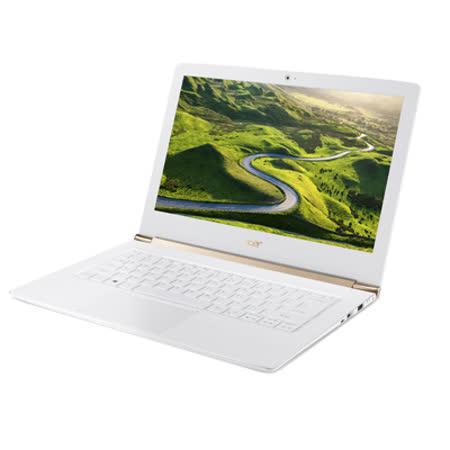 【ACER宏碁】S5-371-71PN 13.3吋 (I7-6500U/8G/256G SSD/Win10) 僅重1.3公斤(白)