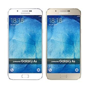 Samsung Galaxy A8 32GB 5.7吋八核智慧機加贈保護套+玻璃貼 雙卡雙待