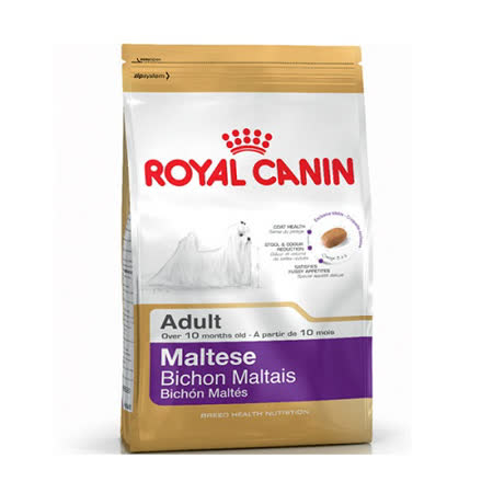 《法國皇家飼料》PRM24馬爾濟斯成犬飼料 (1.5kg/1包) 寵物狗飼料 Royal 皇家狗飼料