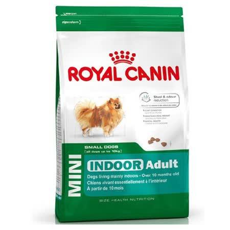 《法國皇家飼料》PRIA21迷你室內小型成犬 (4kg/1包) 寵物小型狗飼料 Royal 皇家狗飼料