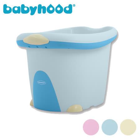 baby hood 泡泡鴨大浴桶(粉紅色/粉藍色/粉綠色)