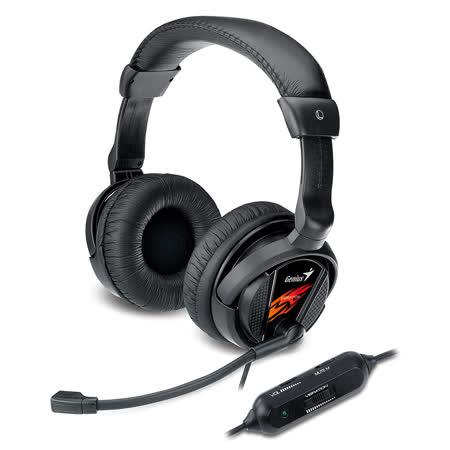 Genius HS-G500V 電玩者耳機麥克風