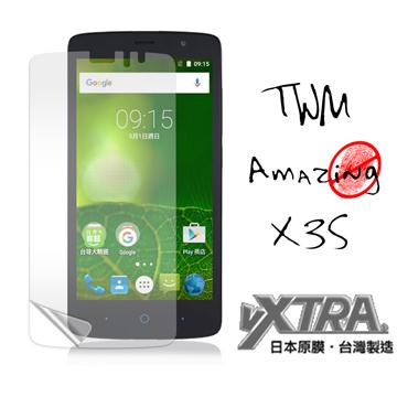 VXTRA  TWM Amazing X3S 5吋 防眩光霧面耐磨保護貼 保護膜