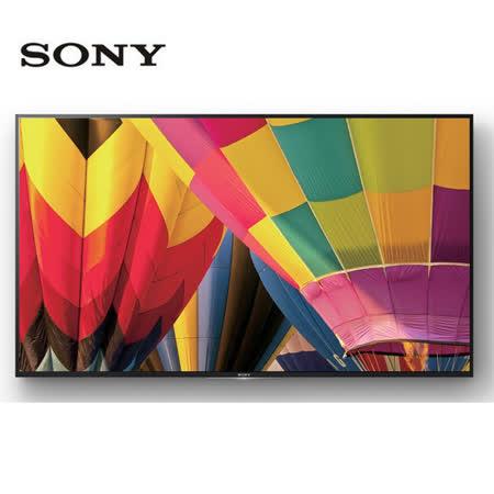 SONY KD-65X8500D 4K高畫質液晶電視