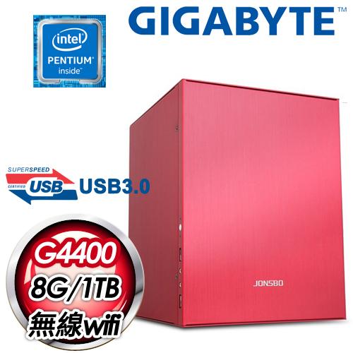 技嘉H170平台~愁春未醒~6代Pentium雙核wifi無線高效能電腦