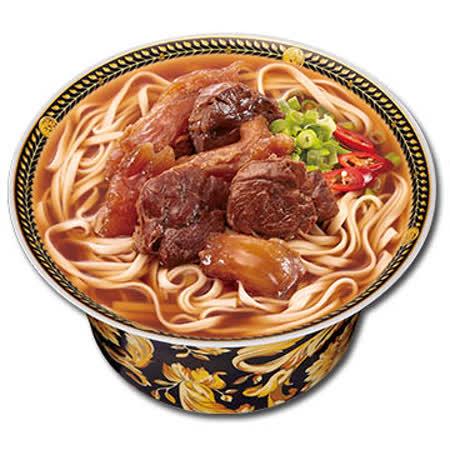 【珍苑】紅燒半筋半肉麵(610公克/盒)