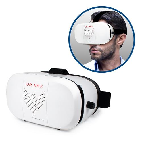 智能型iPhone用 VR MAX 3D立體虛擬現實眼鏡