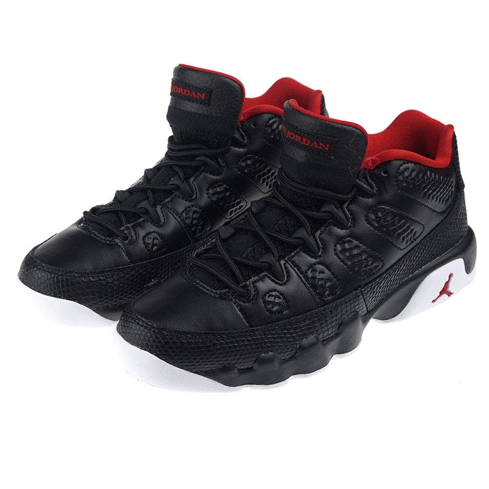 NIKE 耐吉  AIR JORDAN 9 RETRO LOW BG  籃球鞋 女 大童 833447001