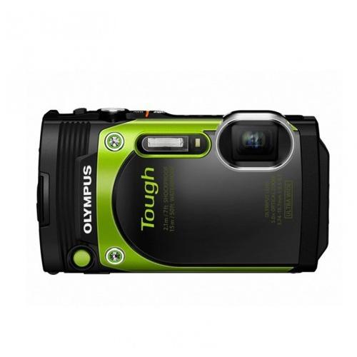 OLYMPUS TG-870 防水相機(公司貨) -清潔組+小腳架+保護貼+原廠硬殼包