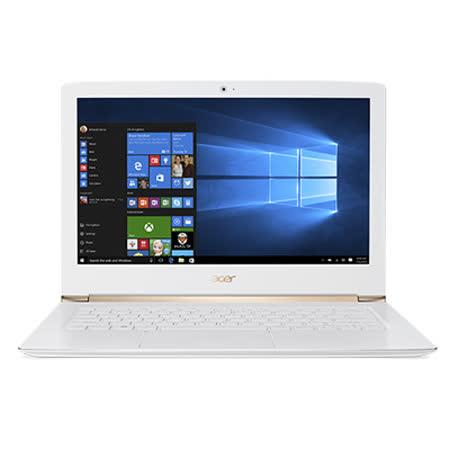 ACER 宏碁 S5-371-71PN 13.3吋 i7-6500U FHD Win10 強效輕薄筆電加贈三合一清潔組 鍵盤膜 舒適滑鼠墊