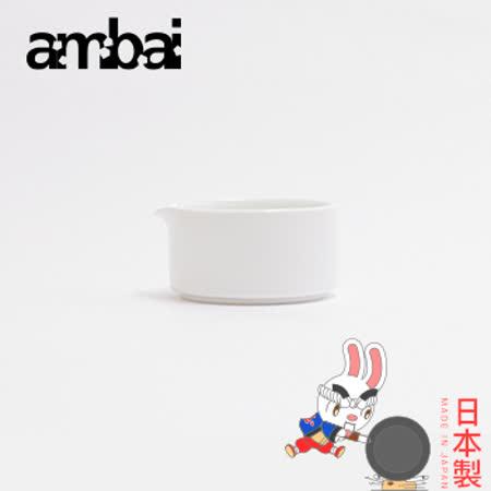 日本ambai 陶瓷咖啡牛奶杯 120ml-小泉誠 日本製