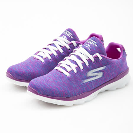 SKECHERS (女) 運動系列 GO FIT TR - 14086PUR