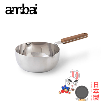 ambai 雪平鍋 18cm~小泉誠 製
