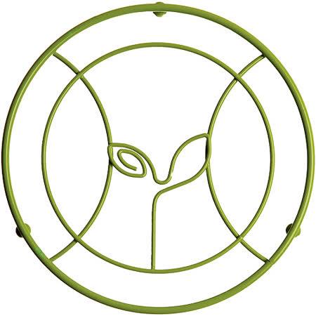 《EXCELSA》ColorLeaf樹苗隔熱墊(綠)