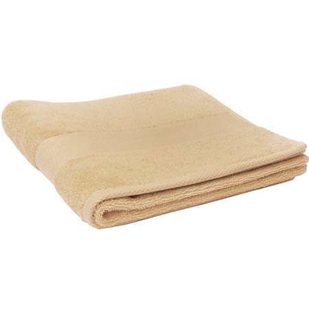 《EXCELSA》Spa抗敏純棉毛巾(棕60cm)