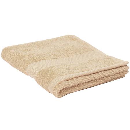《EXCELSA》Spa抗敏純棉毛巾(棕100cm)