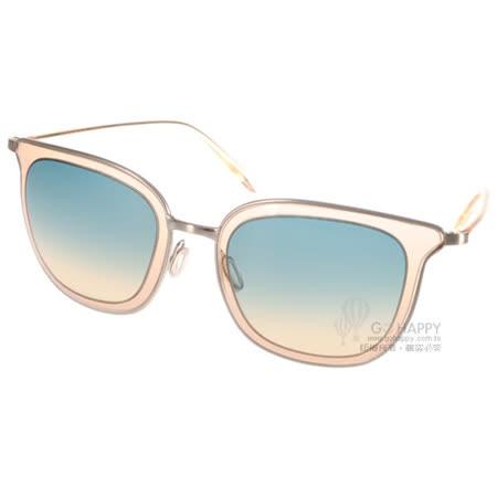 OLIVER PEOPLES太陽眼鏡 俏皮時尚造型(透粉) #ANNETTA 506379
