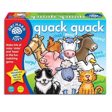 【英國Orchard Toys】桌遊-動物密碼