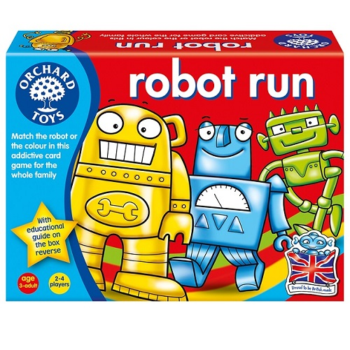 ~英國Orchard Toys~桌遊~找找機器人