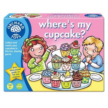 【英國Orchard Toys】桌遊-甜點分享趴