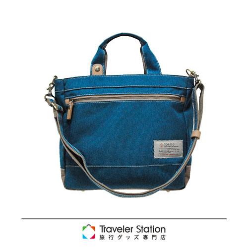 ~Traveler Station~SPASSO義大利Nume皮革帆布 休閒包^(多色 ^