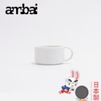 日本ambai 陶瓷咖啡杯 100ml-小泉誠 日本製
