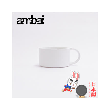 日本ambai 陶瓷咖啡杯 230ml-小泉誠 日本製